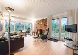 Dejligt feriehus med sauna på afskærmet naturgrund (billede 3)