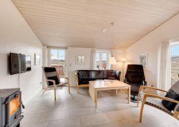 Ferienhaus mit Reetdach in Strandnähe, Sauna und Whirlpool (Bild 3)