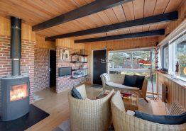 Sommerhus til 4 personer med flot beliggenhed midt i naturen (billede 3)
