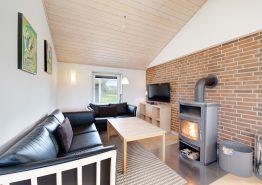 Sommerhus til 6 personer med brændeovn – ideelt til naturelskerne (billede 3)