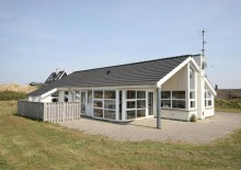 Ferienhaus für 8 Personen mit großem Whirlpool & Sauna