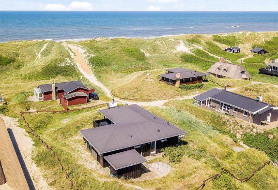 Ferienhaus in toller Lage mit Meerblick