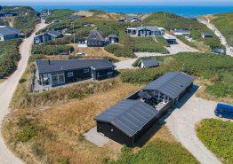 Modernes Ferienhaus mit Annex, 50 m vom Wasser entfernt