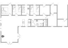 6 Personenhaus mit Whirlpool und Sauna (Bild 2)