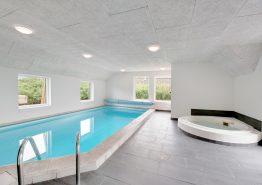 Dejligt feriehus med pool og aktivitetsrum (billede 3)