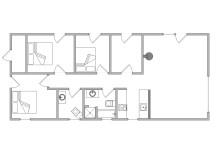 Nichtraucherhaus für 6 Personen und einen Hund (Bild 2)