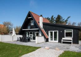 Gemütliches Ferienhaus für 8 Personen mit Sauna