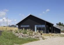 Flot luksussommerhus midt i Søndervig