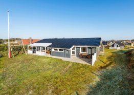 Gemütliches Ferienhaus in Søndervig, nur weninge Minuten vom Meer und von der Stadt entfernt