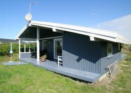 Kleines Ferienhaus an der Nordsee im Zentrum von Søndervig. Kat. nr.:  i6145, Sletten 13;