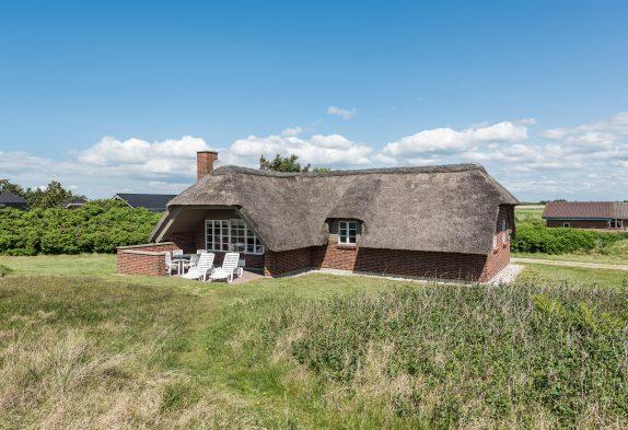 Tolles Ferienhaus auf Naturgrundstück nah an Søndervig