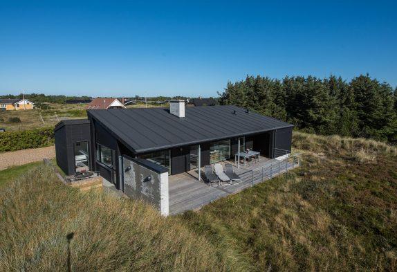 Tolles Ferienhaus mit Sauna und Innenhof