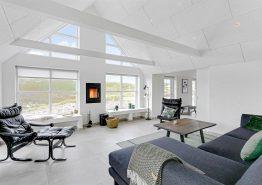 Nyt fantastisk luksushus med sauna i første klitrække (billede 3)