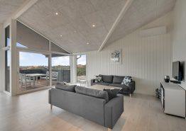 Schönes Ferienhaus in Nähe zum Meer in Søndervig mit Sauna (Bild 3)