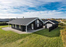 Gepflegtes Haus mit tollen Terrassen, nahe der Nordsee. Kat. nr.:  i6476, Hafavej 36;
