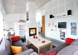 Ein Luxusferienhaus nah an Søndervig Strand (Bild 3)