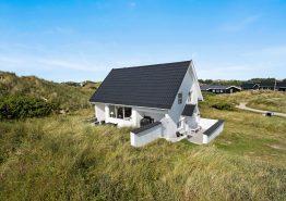 Ferienhaus mit echter Urlaubsatmosphäre an der Nordsee
