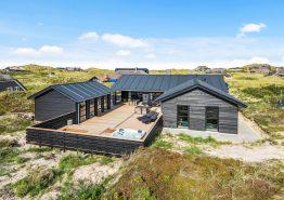 5-Sterne-Luxus-Poolhaus, Außenwhirlpool, Strandnah, 2 Hunde erlaubt. Kat. nr.: i6700, Nordsøvej 388;