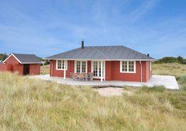 Klassisches Ferienhaus in der Nähe von Søndervig