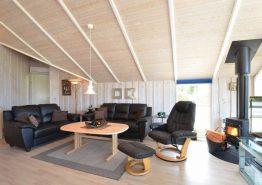 Schönes Ferienhaus mit toller, großer Terrasse (Bild 3)