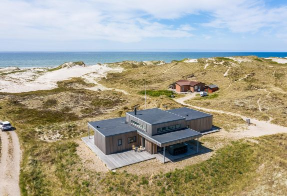 5-Sterne-Ferienhaus in wunderbarer Lage mit Sauna