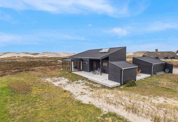Qualitätshaus dicht am Strand und im Naturschutzgebiet