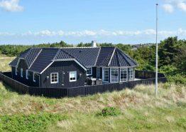 Hochwertiges Luxushaus in Søndervig m. schöner Terrasse. Kat. nr.:  i6892, Nordsøvej 422 B;