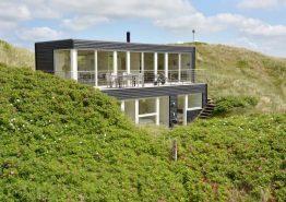 Qualitätshaus mit Sauna, Whirlpool und Aussicht über die Dünen, 2 Hunde willkommen