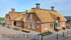 Esmarks kontor i Søndervig