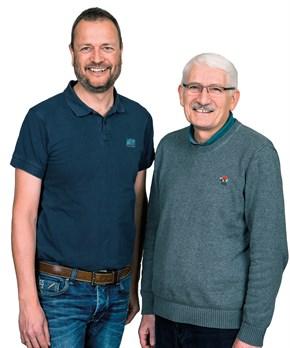 Tommy og Anders